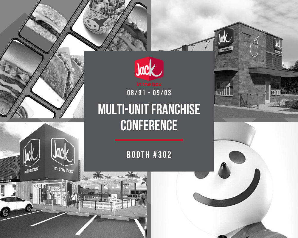 Jack in the Box Multi-Unit Franchise Opportunity