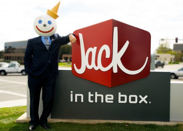 WHY JACK IN THE BOX