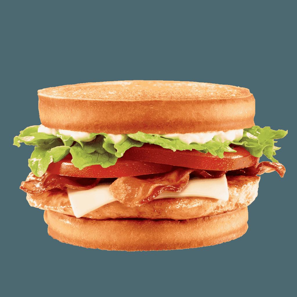 Jack in the Box Sourdough Grill Chicken Club Sandwich
