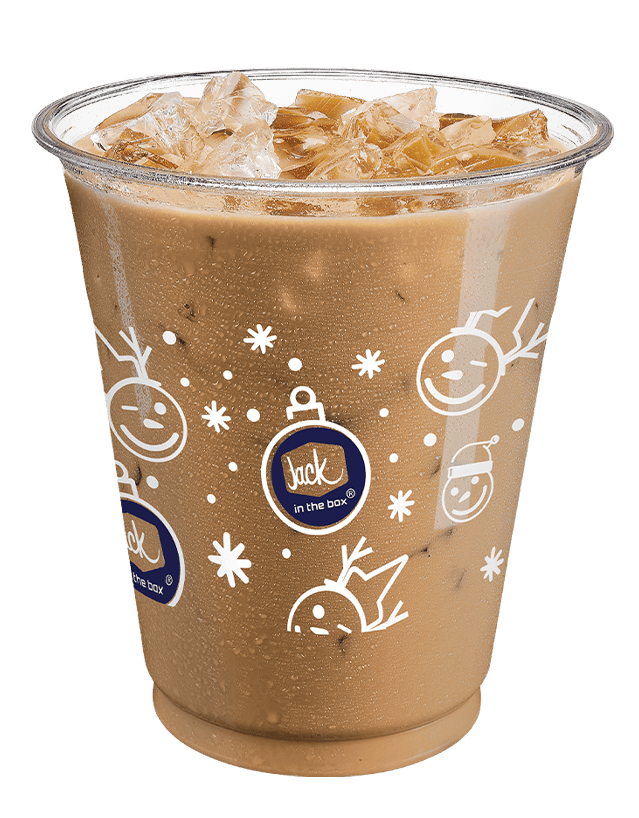 Jack in the Box chocolate drink