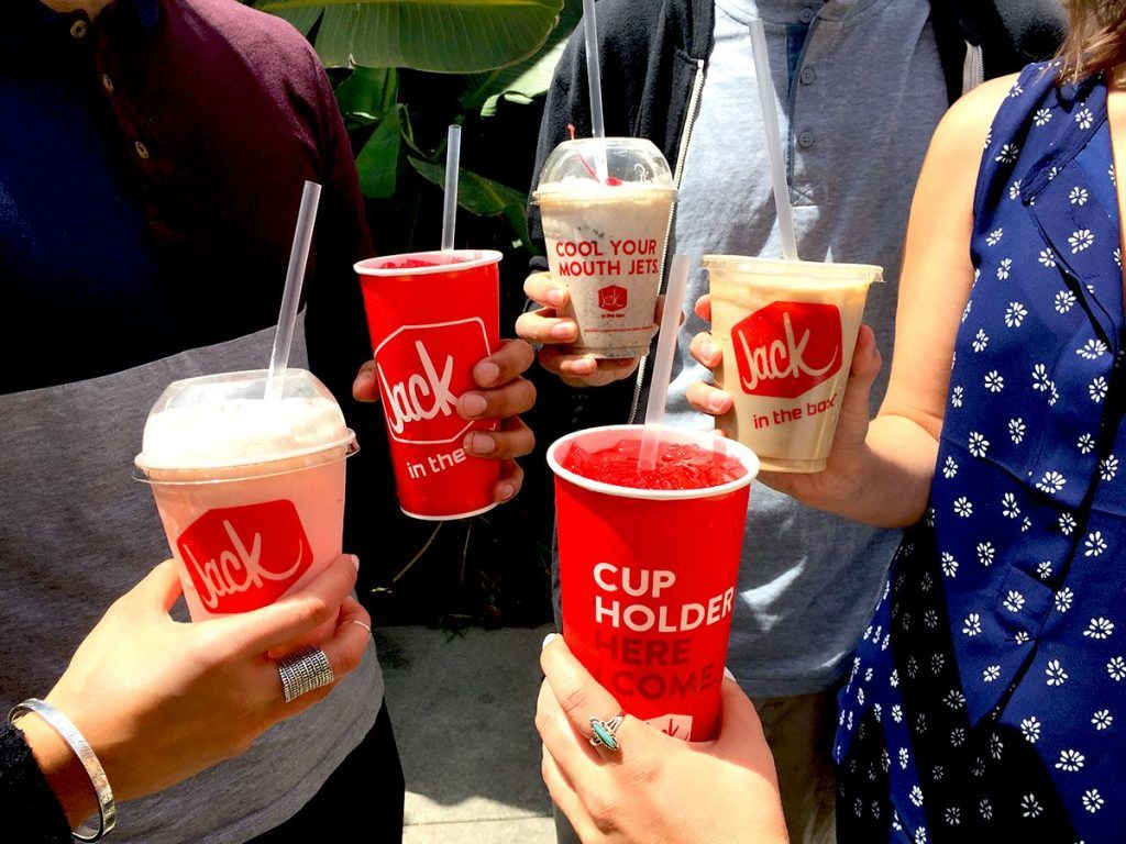 Jack in the Box drinks