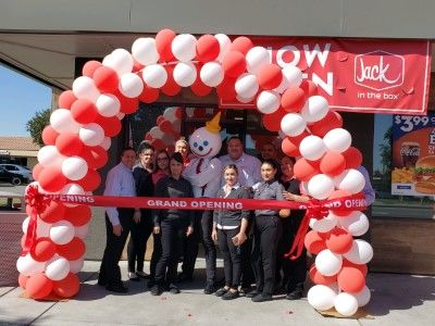 Jack in the Box franchise location grand opening-1