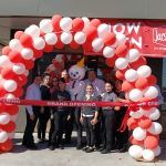 Jack in the Box franchise location grand opening
