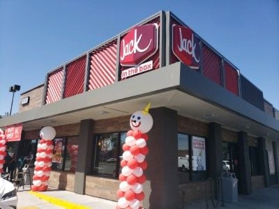 Jack in the Box franchise location