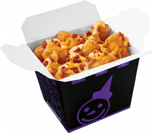 Jack in the Box tots